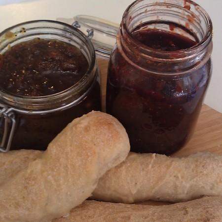 Jam on Homemade, Healthy, Happy
