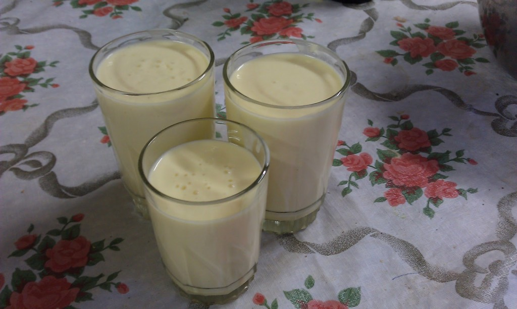 Mango Milkshake on Homemade, Healthy, Happy