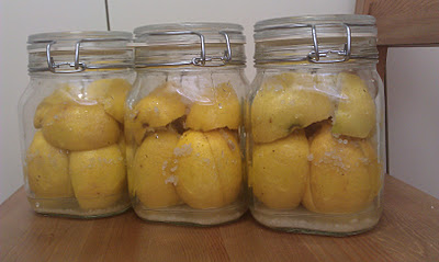 Preserved Lemons on Homemade, Healthy, Happy