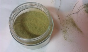 Pine Needle Powder
