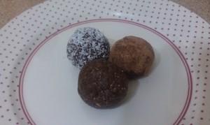 Erin's Easy Chocolate Truffles