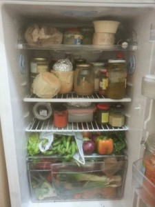 What's inside my Fridge?