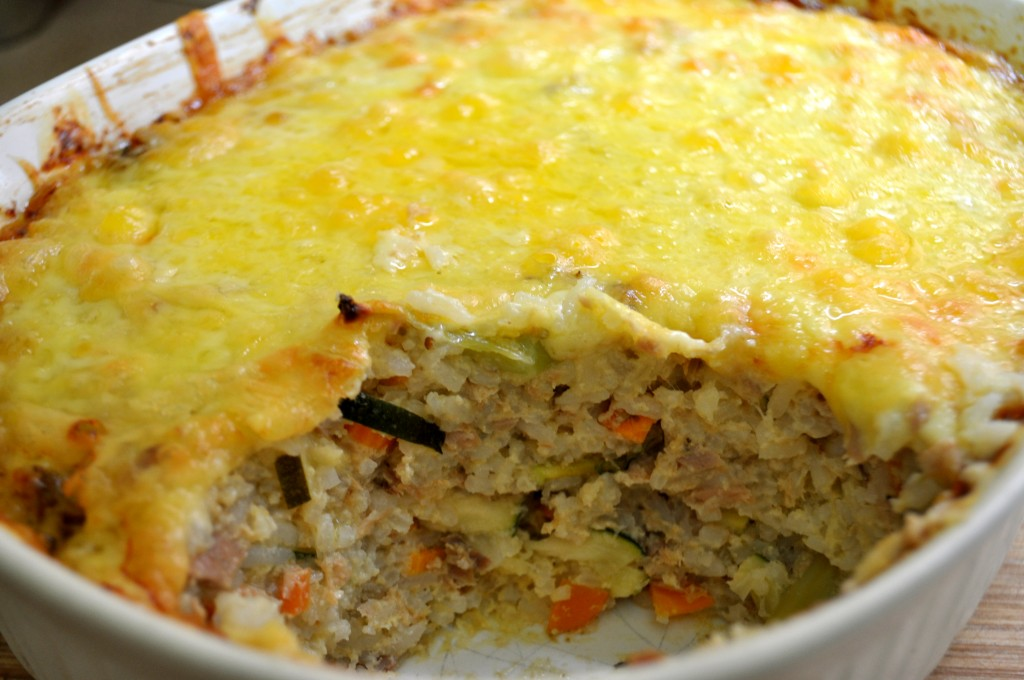Lunchbox Meals Tuna Bake on Homemade, Healthy, Happy