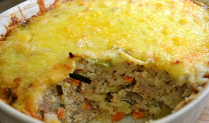 Lunchbox Meals – Tuna Bake
