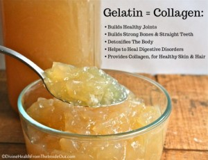 25+ Gelatin-Rich Recipes on Homemade, Healthy, Happy