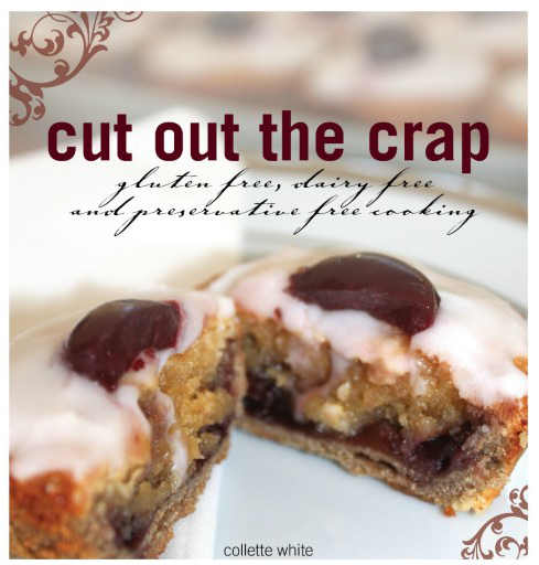 Cut out the Crap Book Review & Giveaway on Homemade, Healthy, Happy