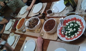 Thanksgiving Recipe – Pumpkin Flan with Pecan Toffee