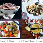 Keeping it Real Ebook Giveaway on Homemade, Healthy, Happy