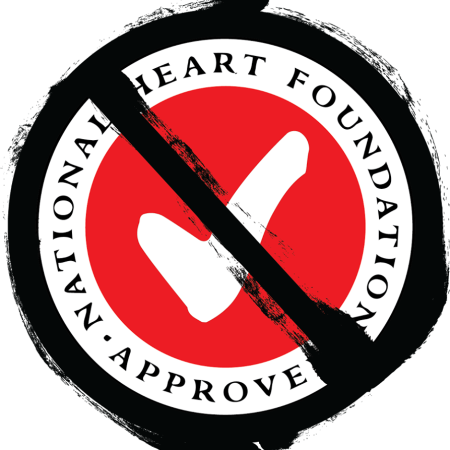 A close-up look at what the Heart Foundation calls research, on Homemade, Healthy, Happy